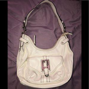 Handbags - MINI WHITE PURSE
